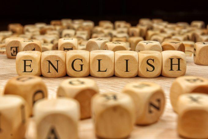 英語 落ちる
